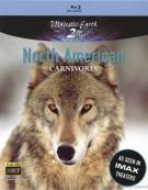 North American Carnivores Blu-ray