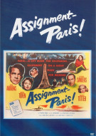 Assignment Paris Movie