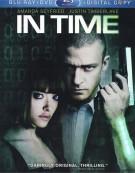 In Time (Blu-ray + DVD + Digital Copy) Blu-ray