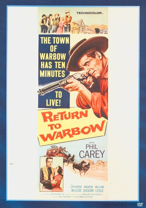 Return To Warbow Movie