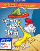 Dr. Seuss Green Eggs & Ham And Other Stories - Deluxe Edition (Blu-ray + DVD Combo) Blu-ray