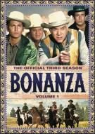 Bonanza: The Official Third Season - Volume One Movie