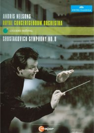 Andris Nelsons: At Lucerne Festival - Shostakovich Symphony No. 8 Movie