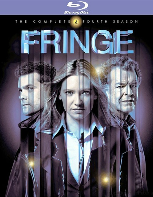 Fringe: The Complete Fourth Season Blu-ray