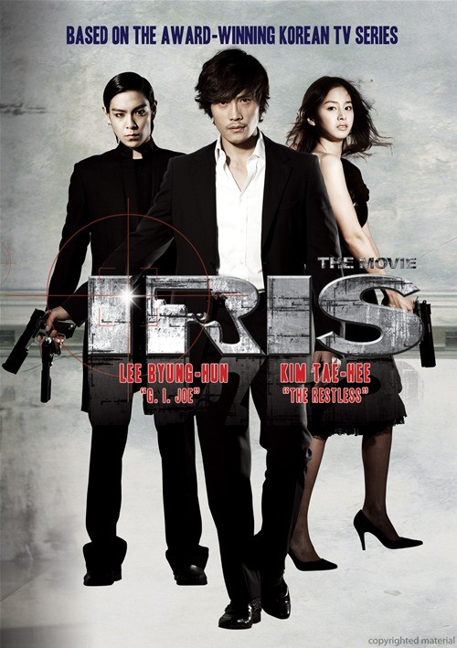 Iris Korean Series Free Download