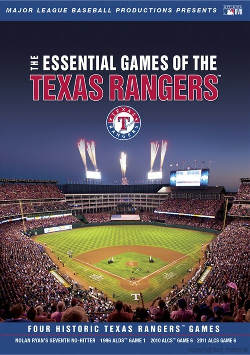 Essential Games Of The Texas Rangers Movie