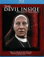 Devil Inside, The Blu-ray
