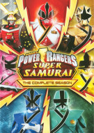 Power Rangers Super Samurai: The Complete Season Movie