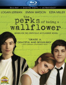 Perks Of Being A Wallflower, The (Blu-ray + Digital Copy + UltraViolet) Blu-ray