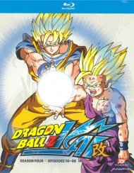 Dragon Ball Z Kai: Season Four Blu-ray