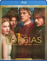 Borgias, The: The Second Season Blu-ray