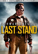 Last Stand, The (DVD + Digital Copy + UltraViolet) Movie