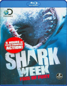 Shark Week 2013: Fins Of Fury Blu-ray