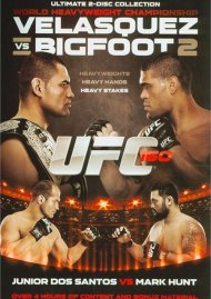 UFC 160: Velasquez Vs. Silva Movie