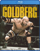 WWE: Goldberg Blu-ray