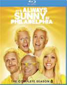 Its Always Sunny In Philadelphia: Season 8 Blu-ray