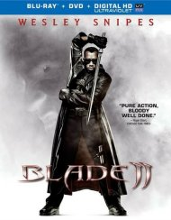 Blade II (Blu-ray + DVD + UltraViolet) Blu-ray