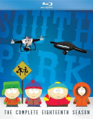 South Park: The Complete Eighteenth Season Blu-ray