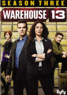 Warehouse 13: Season Three (Repackage) Movie