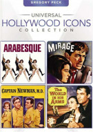 Universal Hollywood Icons Collection: Gregory Peck Movie