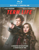 Term Life (Blu-ray + UltraViolet) Blu-ray