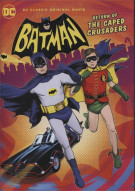 Batman: Return Of The Caped Crusaders Movie