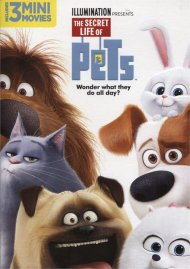Secret Life Of Pets, The Movie