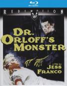 Dr. Orloffs Monster Blu-ray