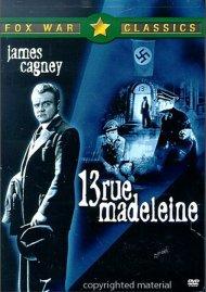 13 Rue Madeleine Movie