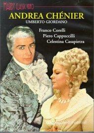 Andrea Chenier: Umberto Giordano Movie