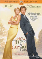 How To Lose A Guy In 10 Days (Widescreen) Movie