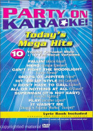Party On Karaoke!: Todays Mega Hits Movie