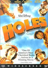 Holes (Widescreen) Movie