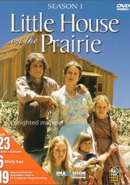 Little House On The Prairie: Season 1 Movie
