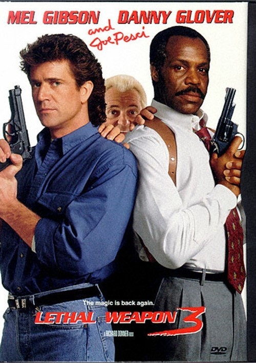 Lethal Weapon 3 Movie