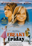 Freaky Friday/Freaky Friday (1976) 2 Pack Movie