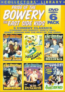 East Side Kids: Pride of the Bowery (6 DVD Box Set) (Alpha) Movie