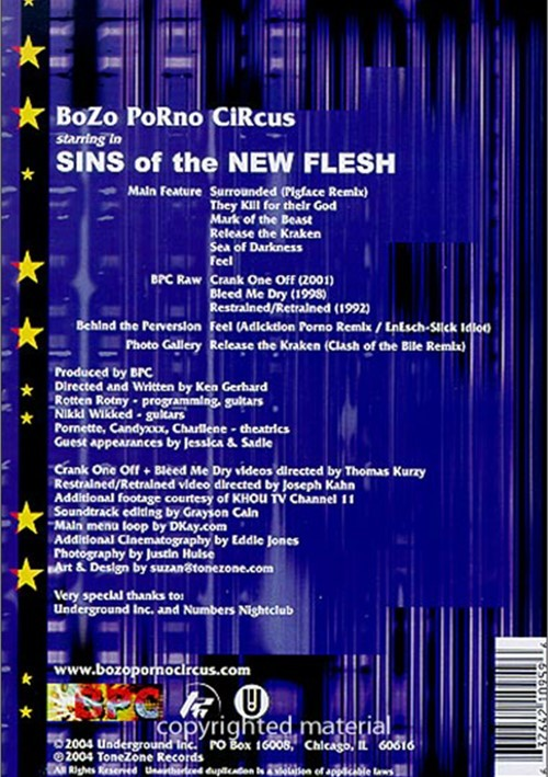 Sins of the flesh porno