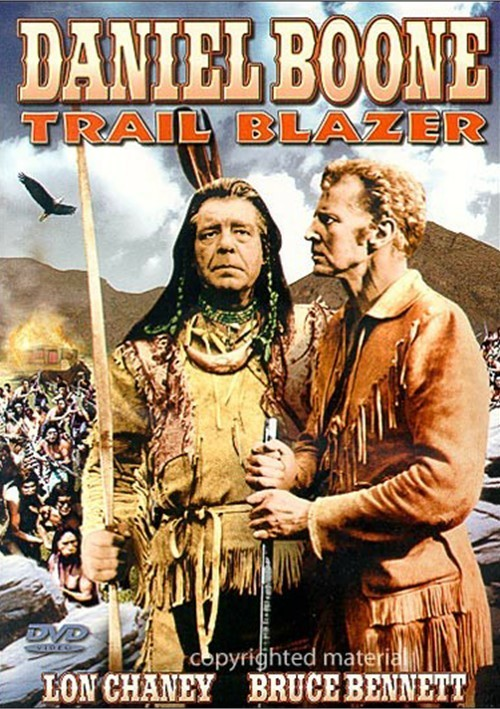 Daniel Boone: Trailblazer (Alpha) Movie