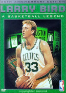 NBA Larry Bird: A Basketball Legend - 25th Anniversary Collectors Edition Movie
