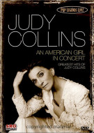 Pop Legends Live:  Judy Collins - An American Girl In Concert Movie