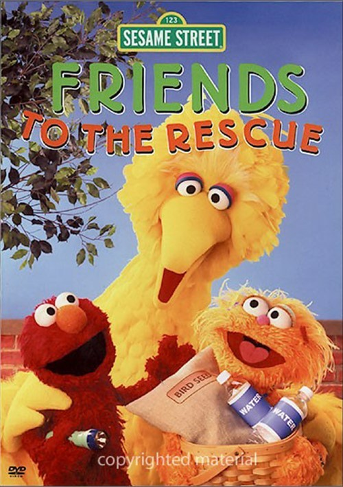 Sesame Street: Friends To The Rescue Movie