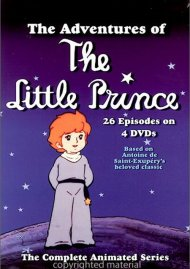 Adventures Of The Little Prince, The:  The Complete Animated Series Movie