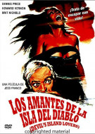 Los Amantes De La Isla Del Diablo (Devils Island Lovers) Movie