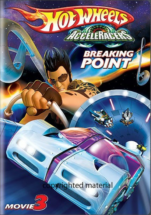 Hot Wheels AcceleRacers: Movie 3 - Breaking Point Movie