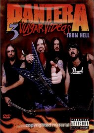Pantera: 3 Vulgar Videos from Hell Movie