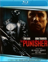 Punisher, The Blu-ray