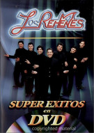 Los Rehenes: Super Exitos En DVD Movie