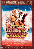 Blazing Saddles: 30th Anniversary Special Edition (with BBQ Book) Movie