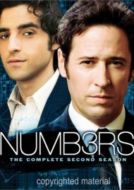 Numb3rs: The Complete Second Season Movie